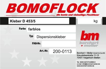 Kleber D-453/5 (farblos)