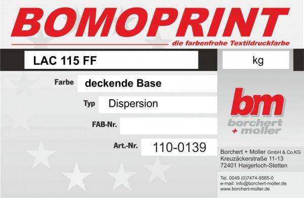 Bomoprint LAC 115 FF
