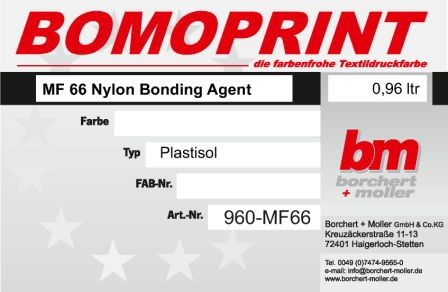 MF-66 Nylon Bonding Agent