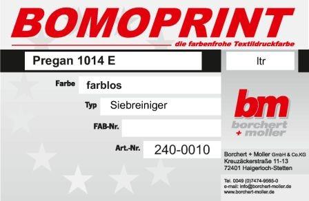 Pregan 1014 E
