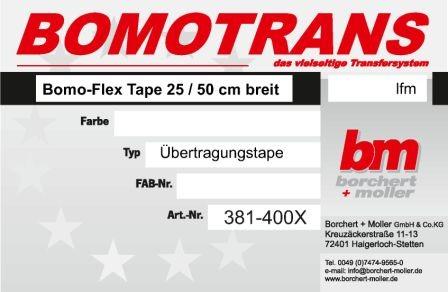 Bomo-Flex Tape