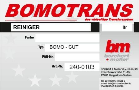 Reiniger Bomo-Cut