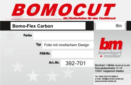 Bomo Flex Carbon