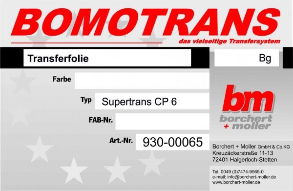 Supertrans CP-6 Transparent 50x70cm