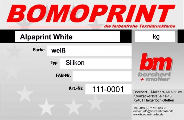 Alpaprint White